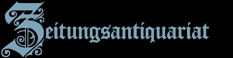Das Zeitungsantiquariat